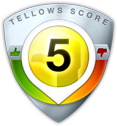 tellows Score 5 zu 0971014291