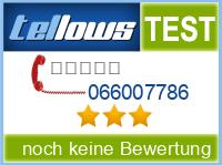 tellows Bewertung 066007786
