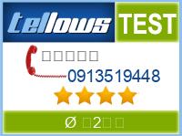 tellows Bewertung 0913519448