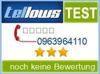 tellows Bewertung 0963964110