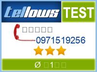 tellows Bewertung 0971519256