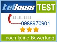 tellows Bewertung 0988970901